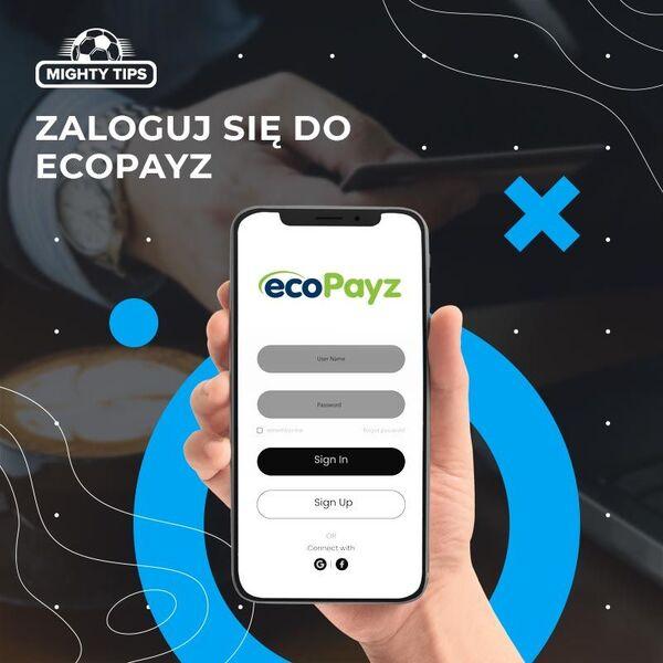 Zaloguj się do ecoPayz